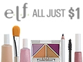 e.l.f. cosmetics - All just $1